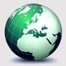 EQUATOR Globe Logo
