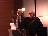 Drummond and Doug Paris 2014 meeting [small]