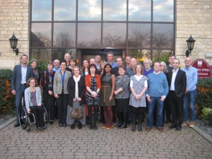 Attendees at the first EQUATOR Reporting Guideline Development Meeting
