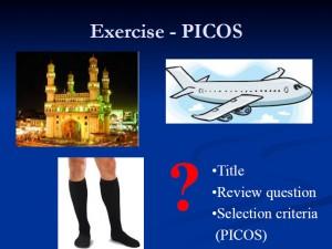 PICOS exercise