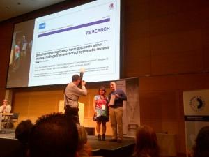 Cochrane Collaboration Bill Silverman prize winners