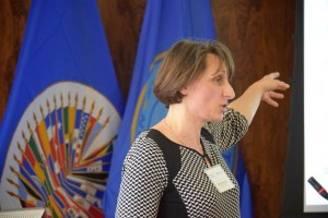 Dr Iveta Simera, Deputy Director of the UK EQUATOR Centre
