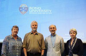 Presenters from the Australasian EQUATOR Centre Publication School
