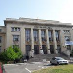 University of Bucharest building