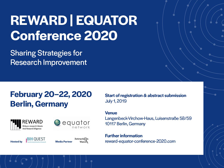 REWARD | EQUATOR Conference 2020 | The EQUATOR Network